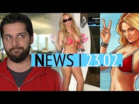 GTA 5-Macher wieder von Lindsay Lohan verklagt - Anarchy Online & Dead Rising 4 auf Steam - News