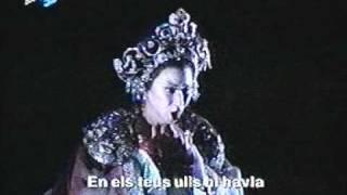 Turandot - Puccini - Barcelona 1999. PART 14. Act 3. Principessa di morte.
