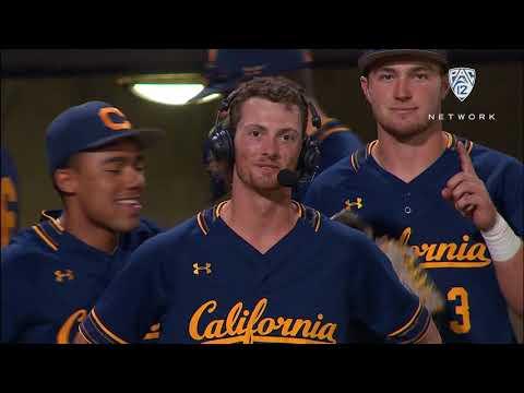 Cal Baseball: Tanner Dodson On Game-winning, Two-run Single For California