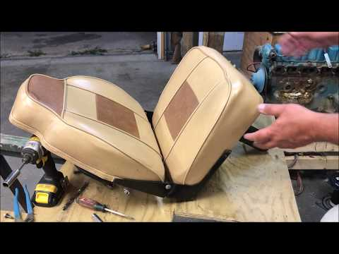 How To Repair Your Fishing Seat Base