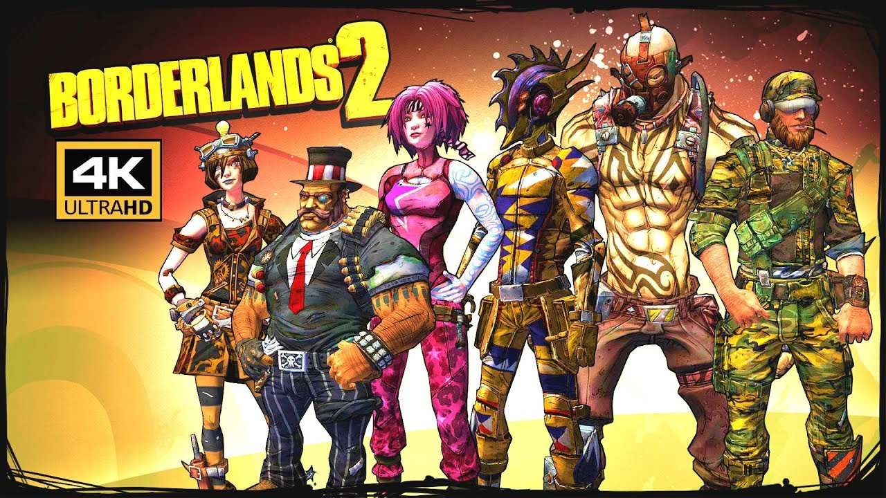 Borderlands 2 4K MAXED OUT - YouTube Borderlands 2 Max Backpack