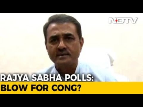 Praful Patel Brings Bad News For Congress Push To Re-Elect Ahmed Patel