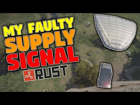 My Faulty Supply Signal | Rust Solo Series Ep 4
