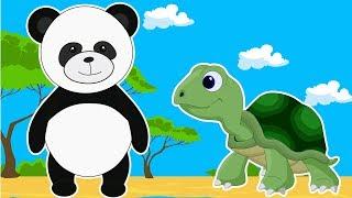 Головоломки для Детей. Загадки о Животных. Загадки Тесты на логику. Развивающее Видео для детей-