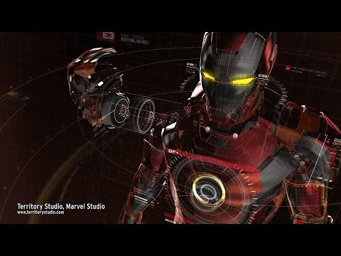 Cinema 4D Motion Graphics Reel 2016 UK and Ireland - 3D Animation Software