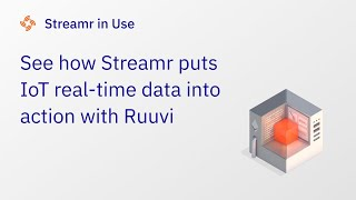 See how Streamr puts IoT real-time data into action with Ruuvi