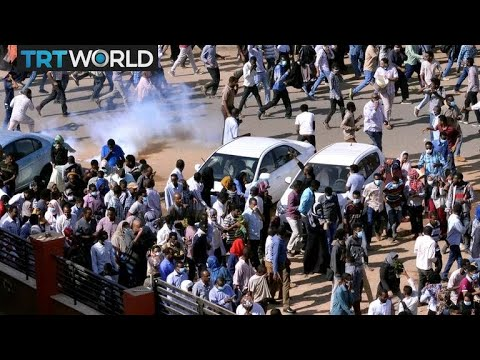 Sudan Protests: Rallies are biggest since Bashir took office