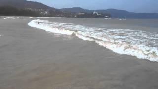 Пляж Ката. Пхукет. Таиланд. Июнь 2015 г.