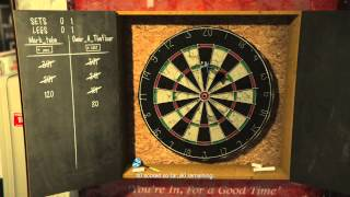 GTA V Playing some Darts When Your Bored!