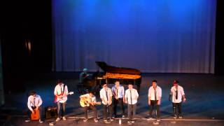 omega sigma tau 2013 agc talent show 1st place song