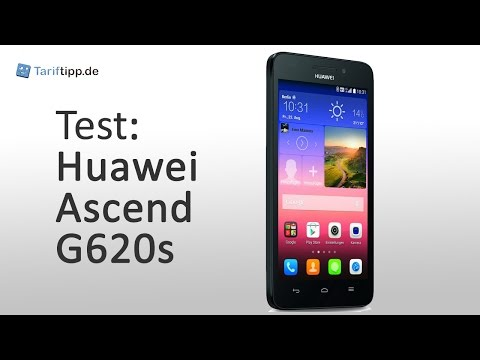 Huawei Ascend G620s | Test deutsch