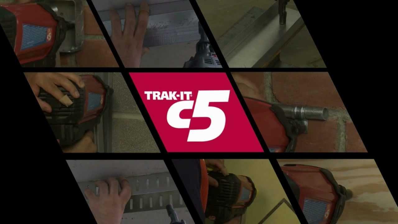 Trak-It C5: blijft schieten waar anderen afhaken - YouTube