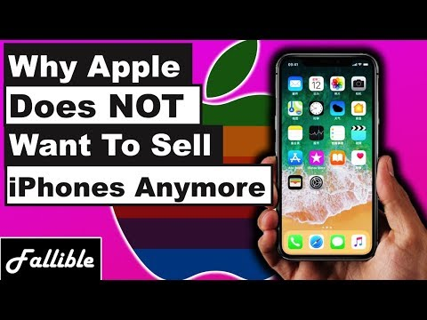 Why Apple Doesn't Want To Sell iPhones Anymore | AAPL Earnings Stock Analysis