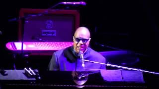 Stevie Wonder - Summer Soft 11-6-14 Madison Square Garden, NYC