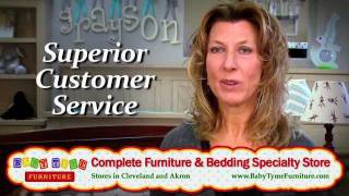 Nursery Furniture - Bed, Crib, Bedding - Cleveland, North Olmsted, Fairview Park, Rocky River