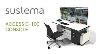 Trading Desk - Access Series C-100 - Sustema