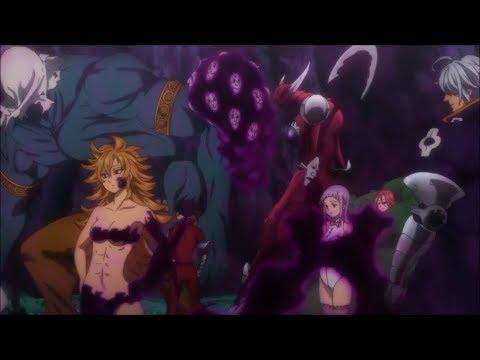 Nanatsu No Taizai - nuevo trailer 2018 - segunda temporada   7 pecados capitales