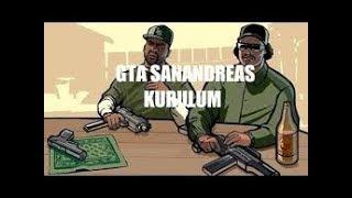 GTA  SAN ANDREAS YÜKLEME VE MTA KURMA 2017-2018 GÜNCEL