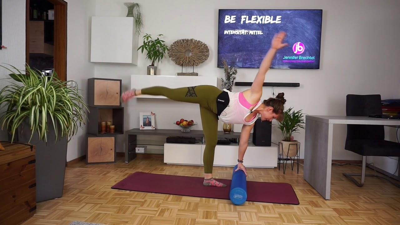 "Trailer: ""Be Flexible"""