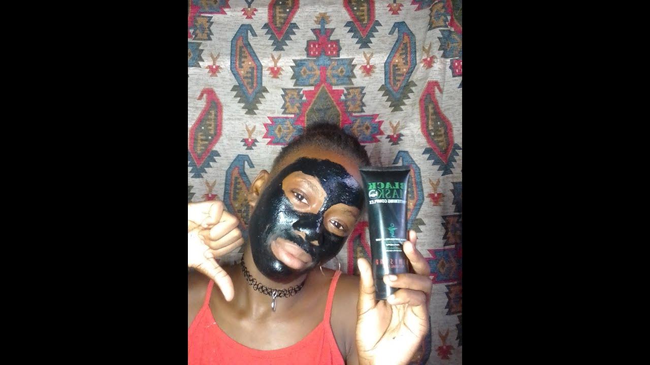 masque anti point noir youtube