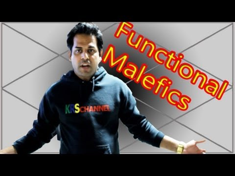 What are Functional Malefic planets in Astrology