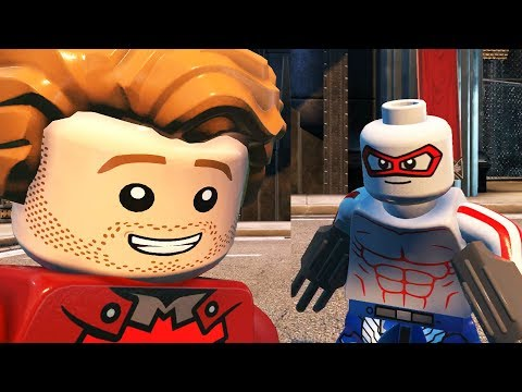 LEGO DC SUPERVILLAINS - Drax & Star-Lord!  