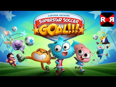 Cartoon Network Superstar Soccer: Goal (By Cartoon Network) - iOS / Android - Walktrough Video