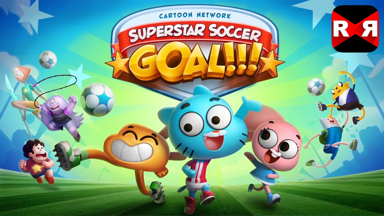 Cartoon Network Superstar Soccer Goal By Cartoon Network Ios Android Walktrough Video Youtube