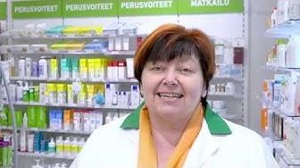 VMP-interior – Koskikaran apteekki, Valkeakoski