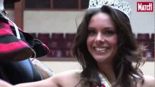 Le shooting de Miss France 2012
