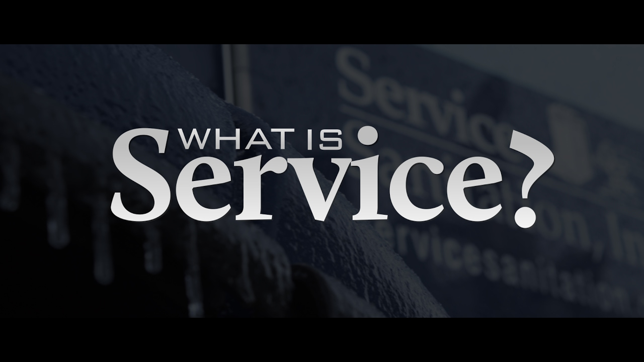What Is Service