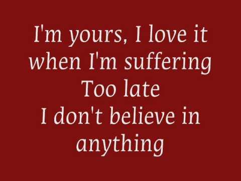 Seether - No Shelter lyrics (Official NCIS Soundtrack)