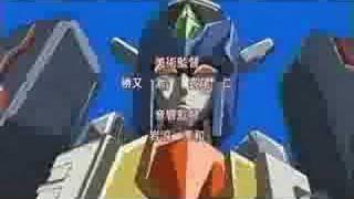 映像ソース:獣装機攻ダンクーガノヴァ 音源:紅の牙.