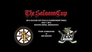 2016 Salaam Cup Pool-B Championships: Tpark Youngstars vs Jedi Knights