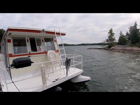 Houseboating The Thousand Islands