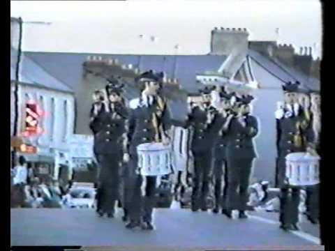 Portadown Defenders Parade 1988 Part 2
