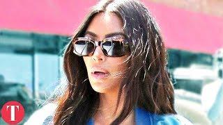 Kim Kardashian Nanny Bills Causing Her And Kanye Serious Money Problems