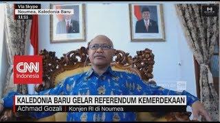 Referendum Kaledonia Baru, Indonesia Bersikap Netral