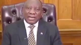 President Cyril Ramaphosa is urging Mzansi to do Jerusalema Challenge by Master KG on Haritage Day