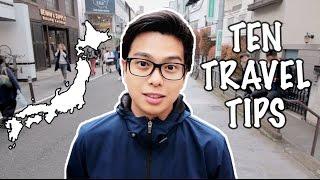 Japan Travel Guide: 10 Tips for Travel in Japan