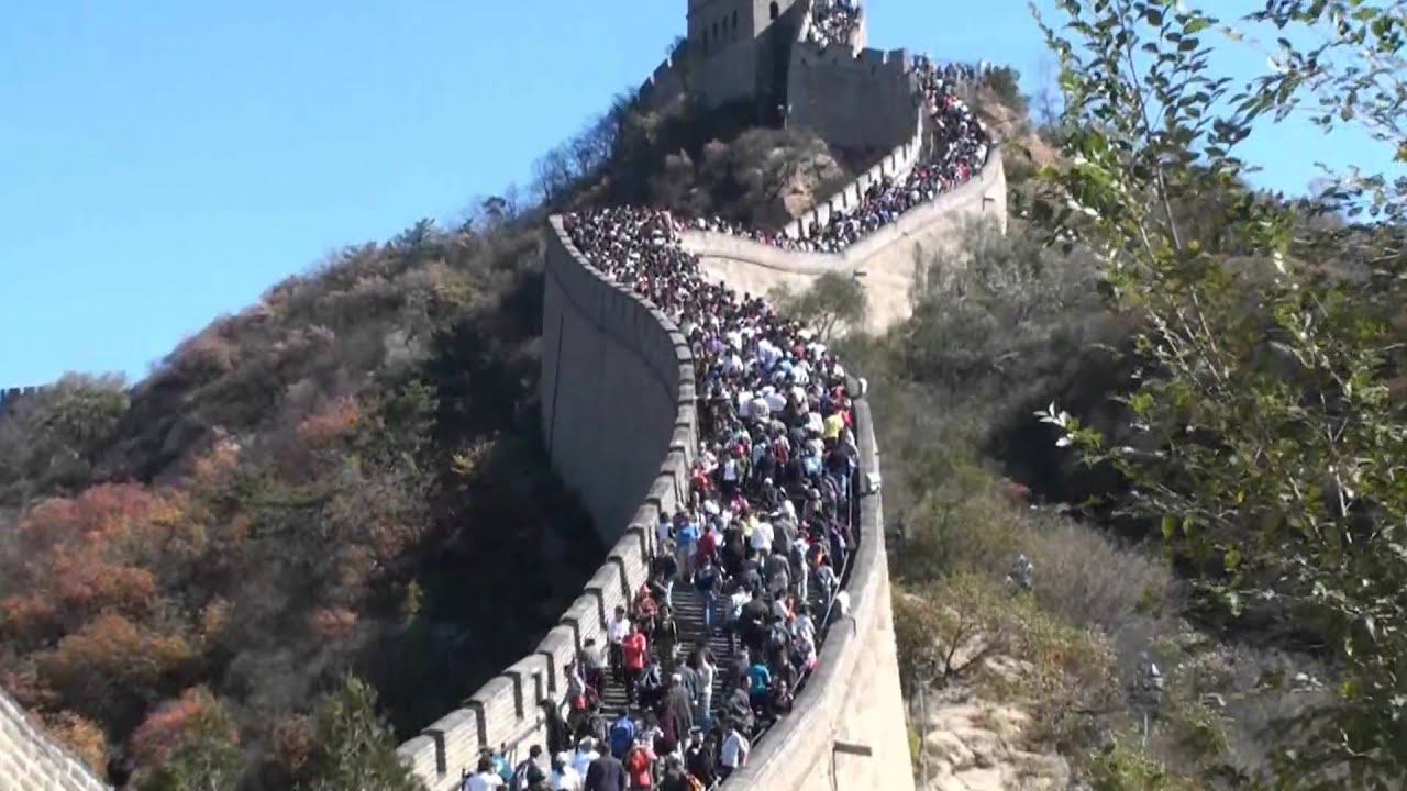 Great Wall Of China Youtube