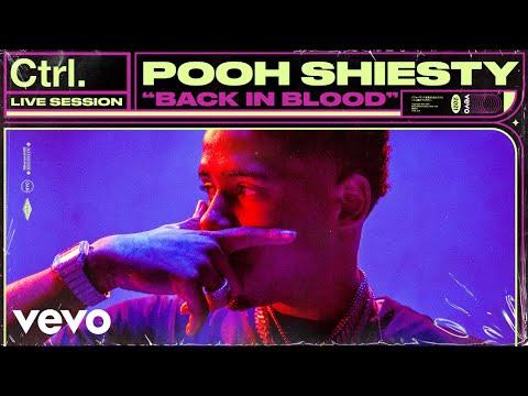 Pooh Shiesty – Back In Blood (Live Session) | Vevo Ctrl