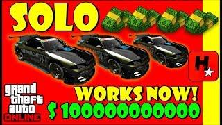 GTA 5 SOLO Money GIitch PS4/X1 💰 Glitch Duplicar Carros Solo 💰 GTA V EASIEST Solo Money Glitch