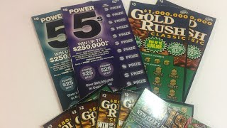 HAPPY FRIDAY BEAUTIFUL PEOPLE! $32 Florida Lottery Scratch Off Session