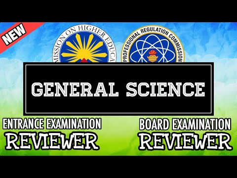 Entrance Exam Reviewer | Common Questions With Answer In Science