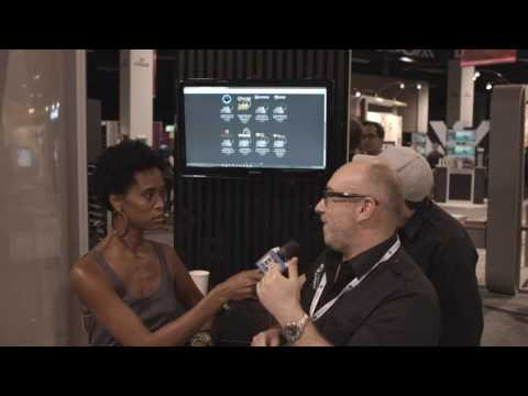 Christopher Bond from Thinkbox Software at SIGGRAPH 2016