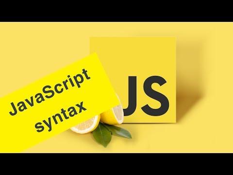 Javascript Tutorial | JS Syntax | Ep5 thumbnail