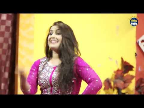 Asan Paky Dholy Dy   Sania Bhatti new mujra   Vicky Babu Production