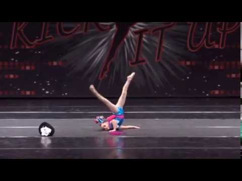 """""""Party Girl"""" Acro Solo age 8 Fouette Academy of Dance"""