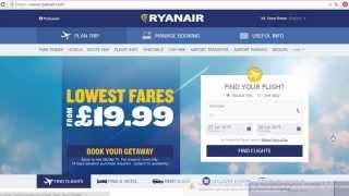 Ryanair: инструкция, как купить билет | Самостоятельно в Тоскану #1.1(, 2015-06-07T18:38:32.000Z)